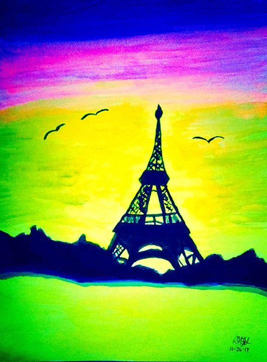Eiffel Tower - DFG