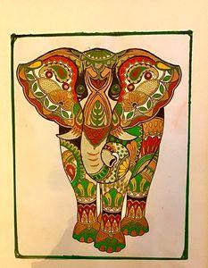 Elephant - DickieBArtWorks