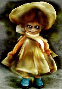 Daunting Dora Doll