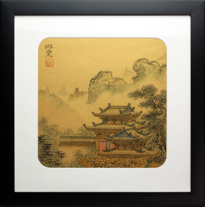 Chinese landscape painting - ST Art Connection