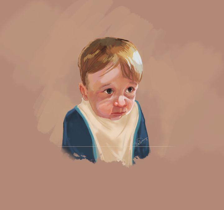 Child - Ben R Davis