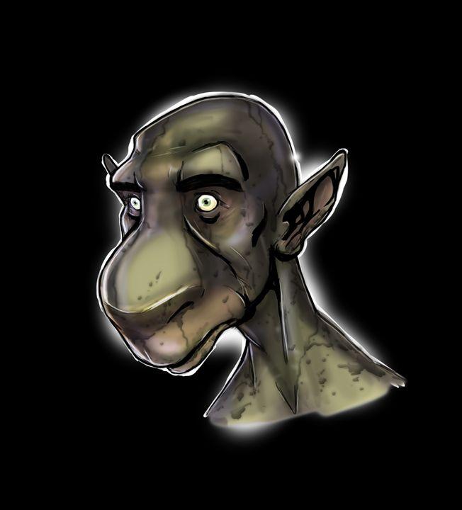 Troll - Ben R Davis