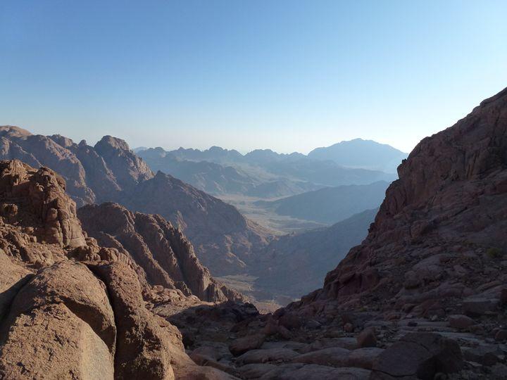 Mount Sinai - Ben R Davis