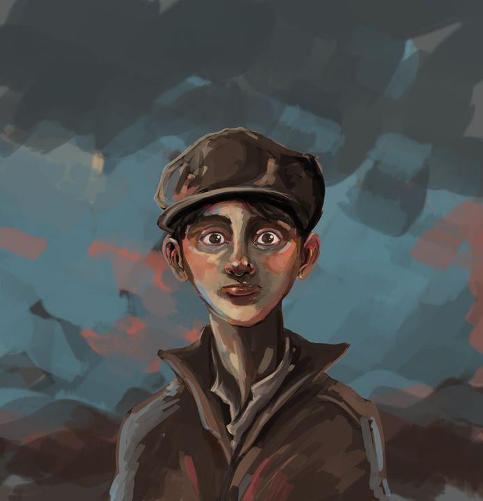 Railway Boy - Ben R Davis