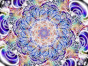 Oceanic Mandala