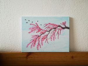 Cherry Blossom - painting