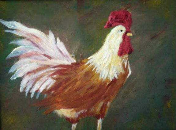 Rogue Rooster - Kevinia