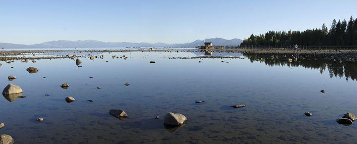 Lake Tahoe - Progressive Portraits by Deborah Ann Klenzman