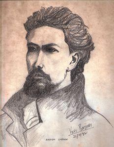 Russian Author Anton Chekhov