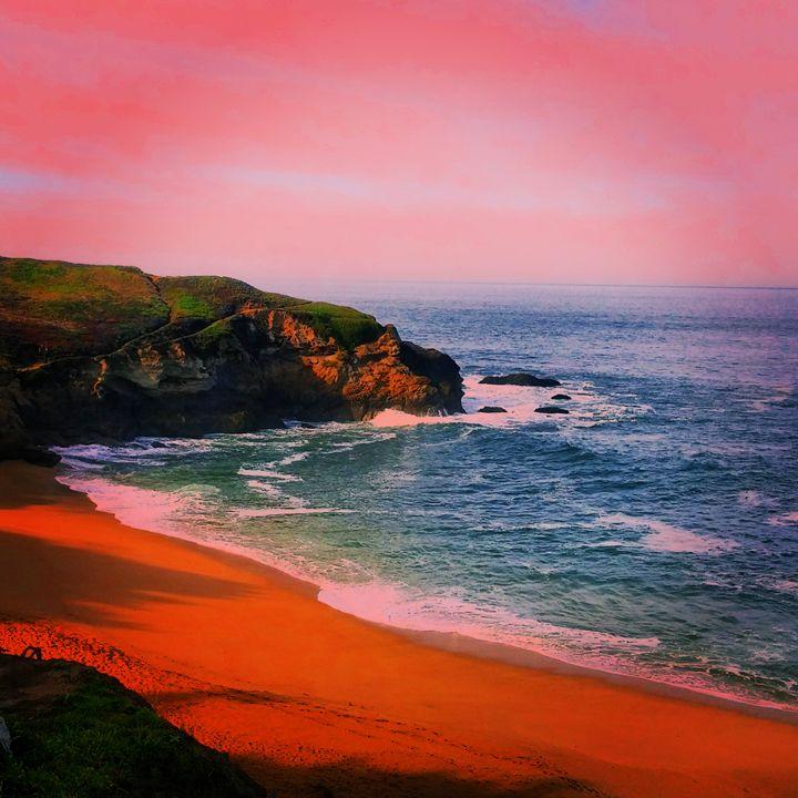 Sunrise Beach - KonKave Media Arts