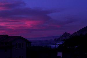 Sunset in Montara
