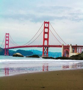 China Beach, San Francisco