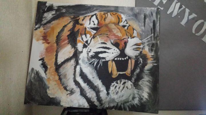 tigre - zanni