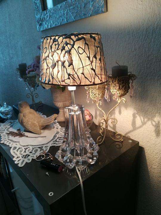 lamp - zanni