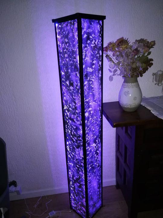 Lampe artisanale - zanni