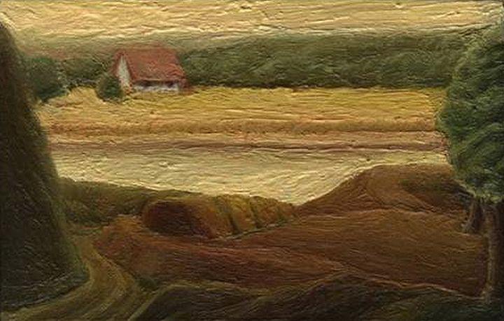 Wheat field - Dragan Azdejkovic