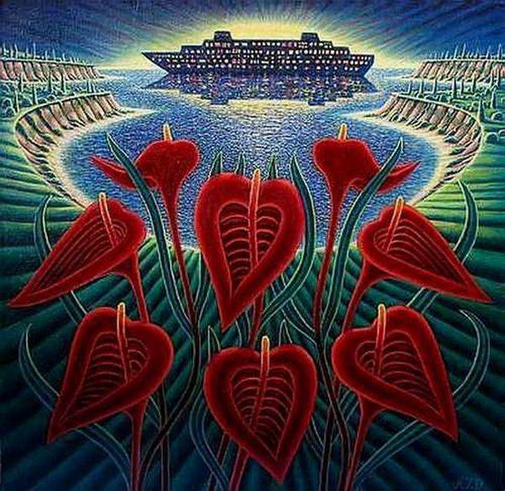 The bay of love - Dragan Azdejkovic