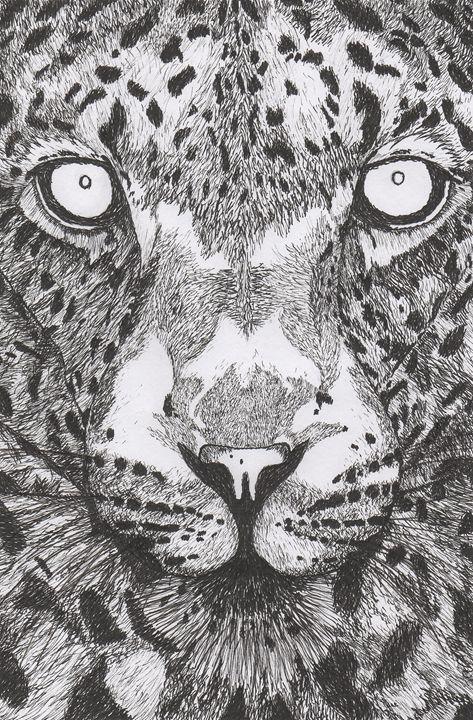 Leopard - Eugene Lee Concept