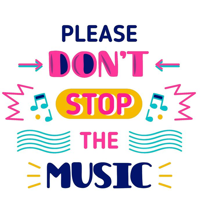 DON'T STOP THE MUSIC - EllaLanne