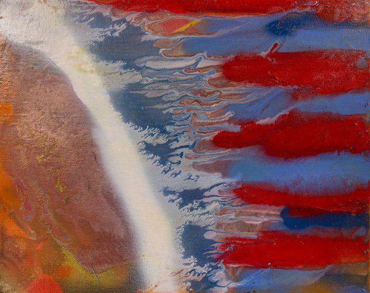 ROLLING WAVES - Behzad Masoumi