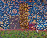 100x80cm Oil Paint