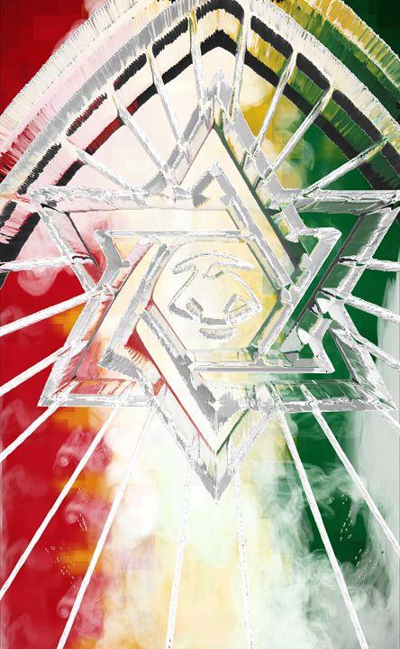 Rasta 2 - Sacred world artistry