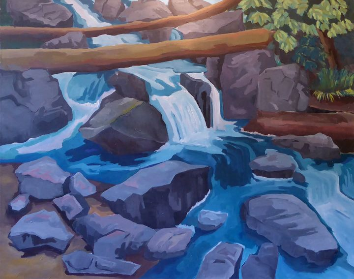 Waterfall - Ulli Schmitt