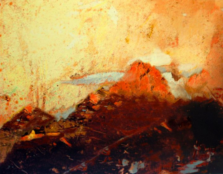 Mountainous Region - Orie Shafer Studios