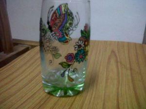 Artistic Artwork Glass Painting - ISHIKAS GALLERIA