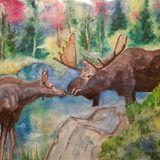 """""""Moose Magic"""""""
