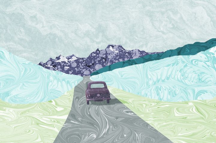 The Road to be Travelled - MarbleCloud