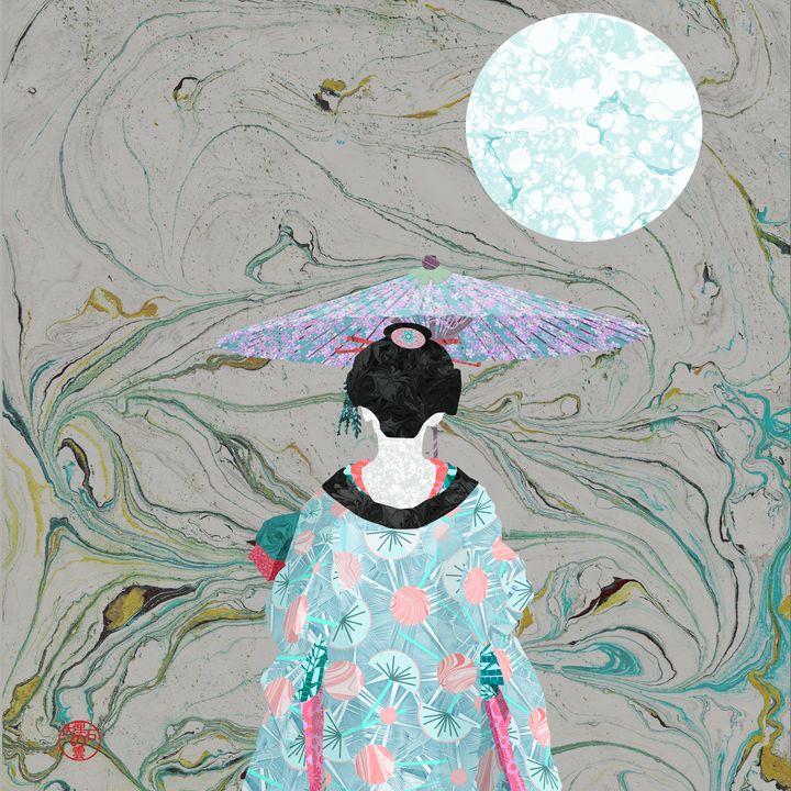 Princess Kaguya Returns Home - MarbleCloud