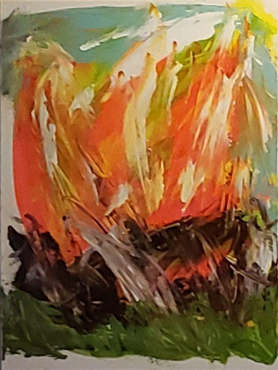 83-13 - Paintings by D Wisner