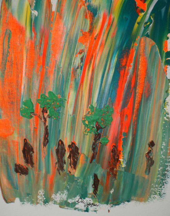 84-1 - Paintings by D Wisner