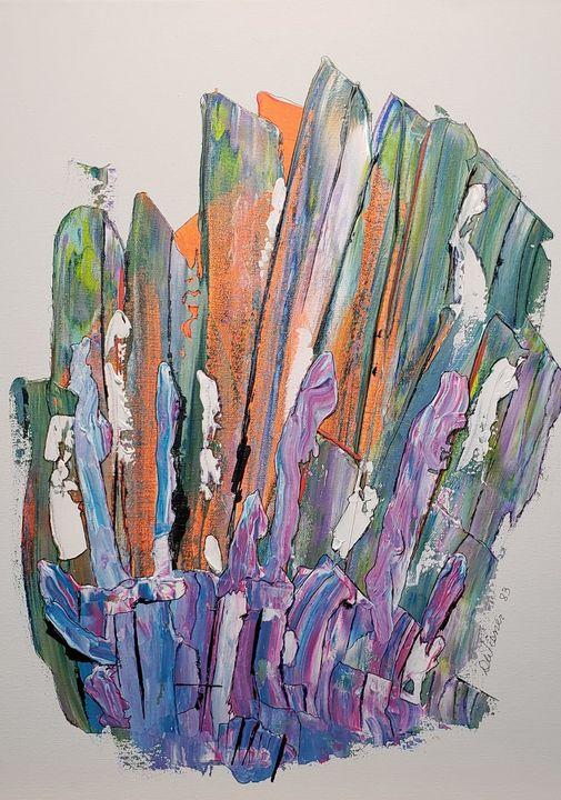 83-20 - Paintings by D Wisner