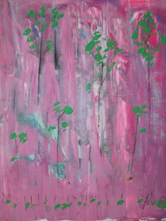 83-28 - Paintings by D Wisner