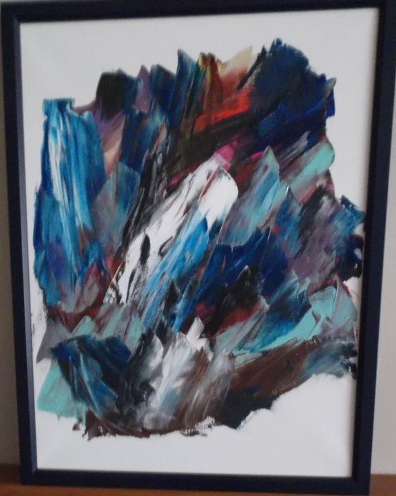 84-6 - Paintings by D Wisner