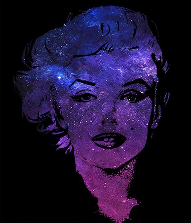 Marilyn Monroe - Elena Zaharia