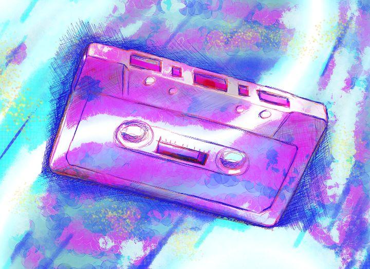 Digital Mixtape - Nick Venturella