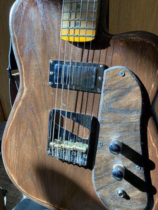 The Espresso Guitar - Nick Venturella
