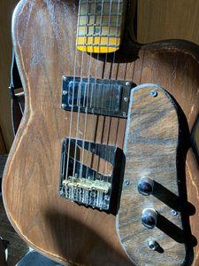 The Espresso Guitar