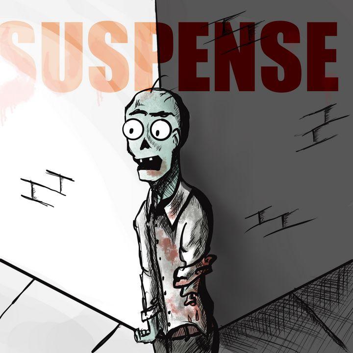 Suspense - Nick Venturella