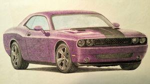 Dodge Charger - Damautoart