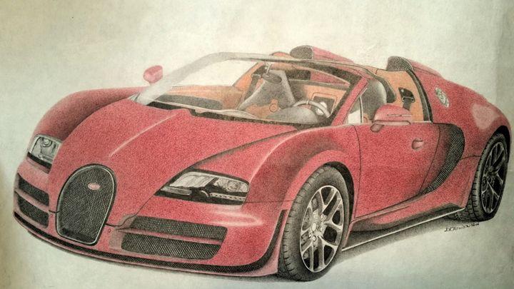 Bugatti EB 16-4 Veyron Vitesse - Damautoart