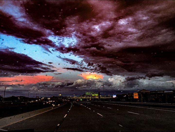 Darkness Falls - Nick Boyte