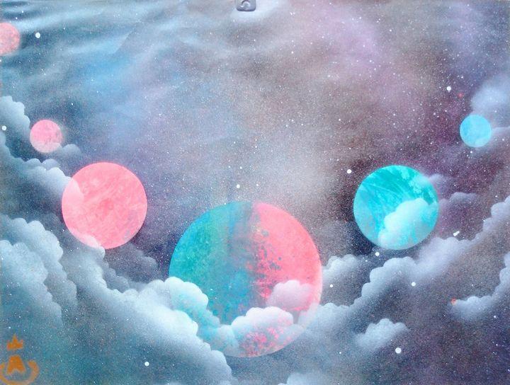Lunar - Vortex Arts