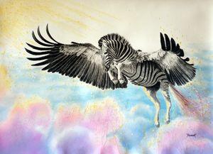 Zebra Pegasus
