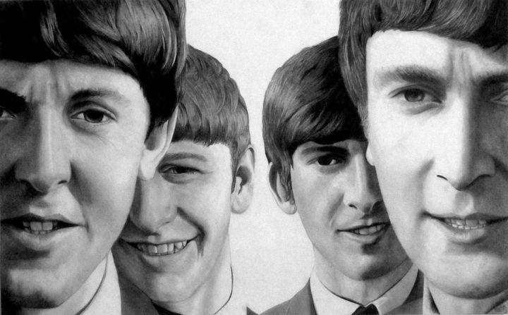The Beatles - MeliePa