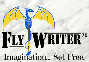 "Fly Writer ""Imagination"""