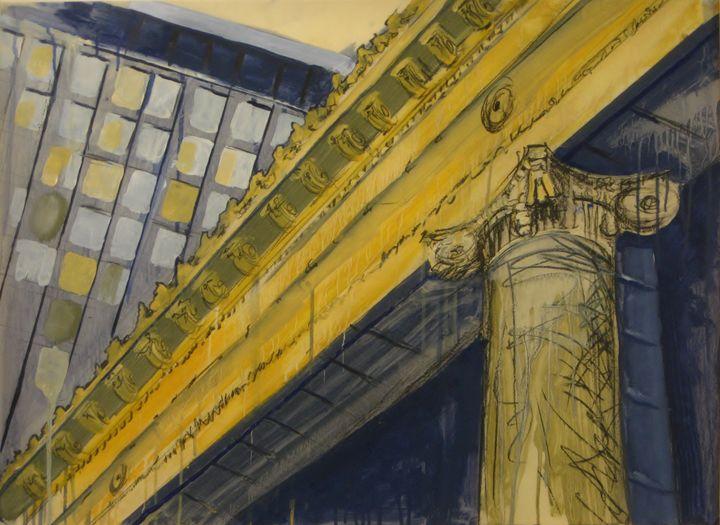 arch study - Thomas Morrison Studio